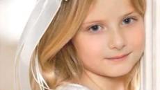 Прически на свадьбу для девочки подростка