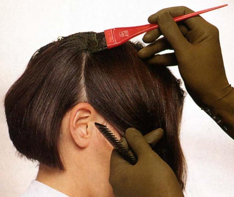 Как красить волосы тоником дома