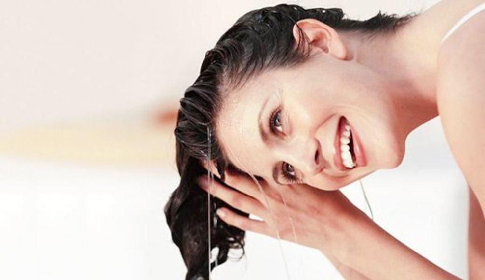 Как вымыть тоник с волос быстро