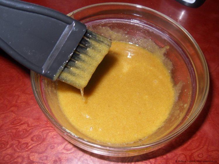 Приготовление маски для волос из горчичного порошка