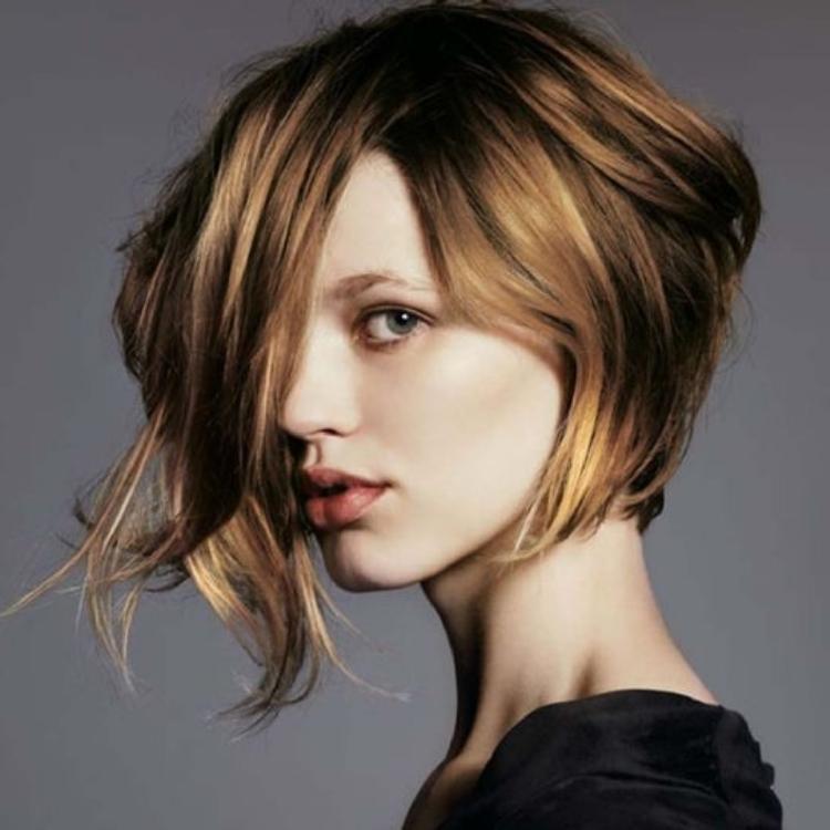 Брондирование фото короткие волосы