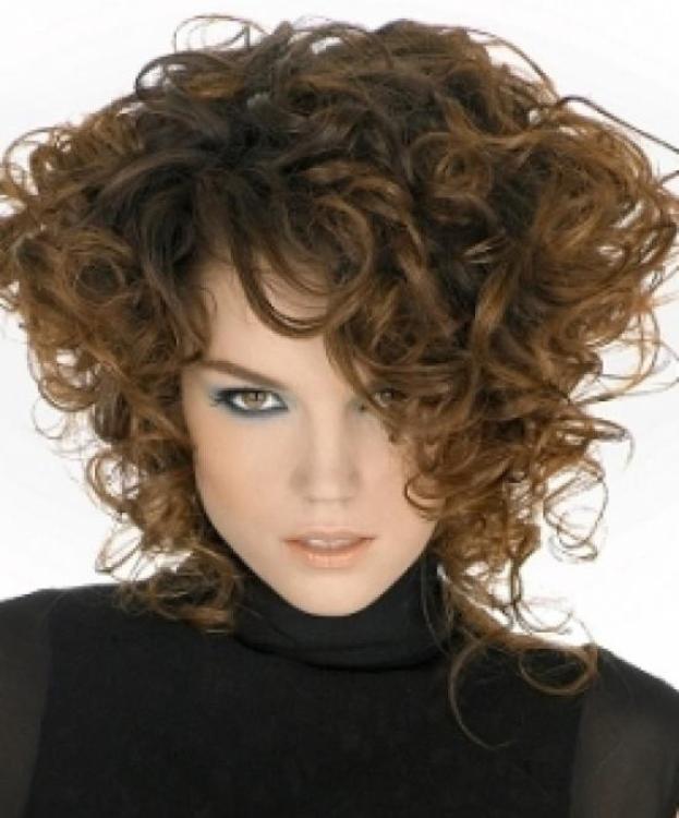 Лучшая пенка для вьющихся волос
