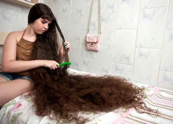 Как действует маска для объема и густоты волос