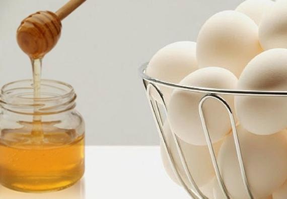 Чем полезна маскадля волос с медом и яйцом