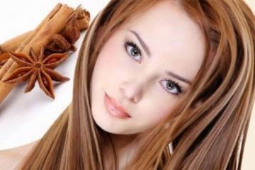 Использование меда и корицы для осветления волос
