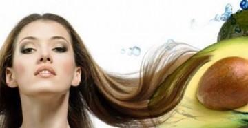 Рецепты применения масла авокадо для волос
