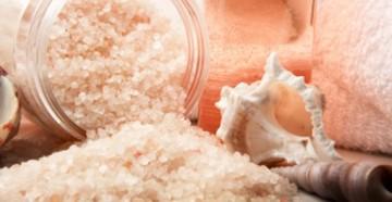 Рецепты домашнего применения морской соли для волос