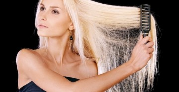 Восстановление волос после осветления в домашних условиях