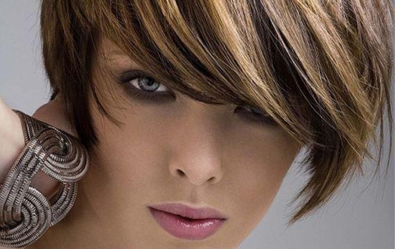 Методы осветления темных окрашенных волос