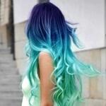 Цвета для градиентного окрашивания волос
