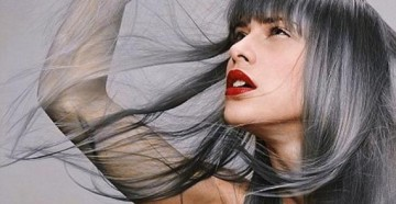 Как избавиться от седых волос без краски