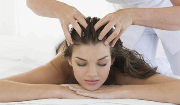 Эффективность массажа для восстановления цвета седых волос