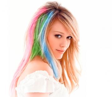 Как пользоваться мелками для волос дома