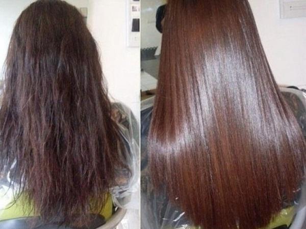 Насколько эффективно ополаскивание волос яблочным уксусом