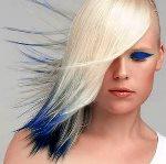 Преимущества окрашивания волос в два цвета для блондинок
