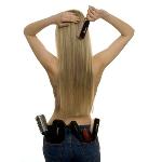 Как ухаживать за нарощенными волосами на капсулах в домашних условиях