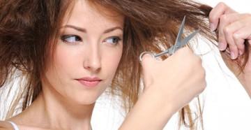 Рекомендации, как расчесать сильно запутанные волосы