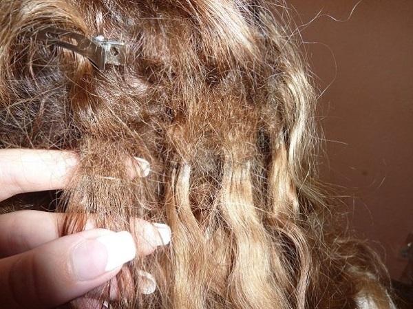 Что делать с сильно запутанными искусственными волосами