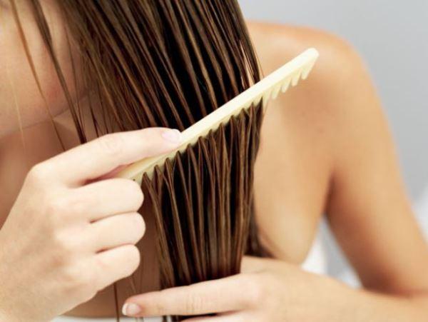 Советы по расчесыванию сильно запутанных волос