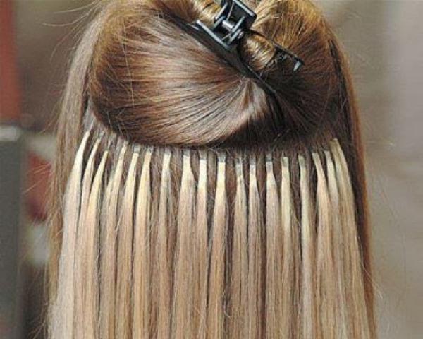 Правила повседневного ухода за нарощенными волосами на капсулах