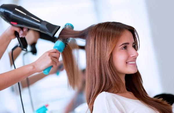 Приемы укладки волос после кератинового выпрямления