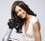 Как правильно сушить волосы диффузором для придания объема
