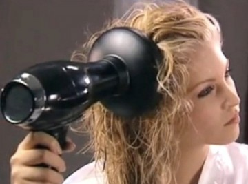 Как сушить волосы диффузором: рекомендации для различных типов