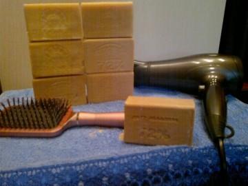 Можно ли мыть волосы хозяйственным мылом при секущихся кончиках