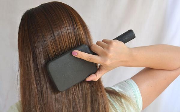 Размер щетки для длинных волос