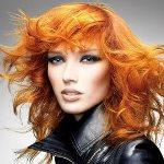 Как быстро можно красить волосы краской после хны