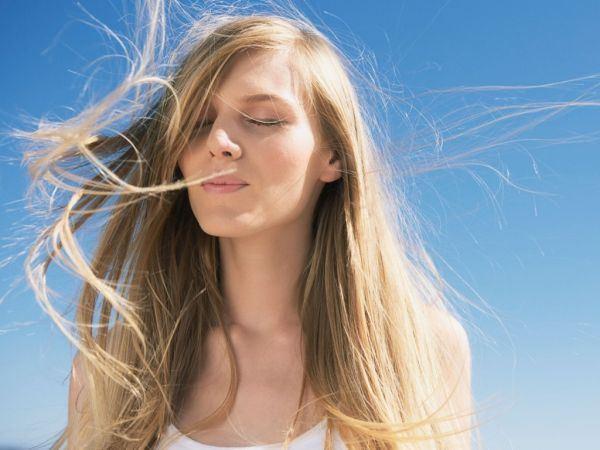 Помогает ли солнце осветлить волосы лимоном