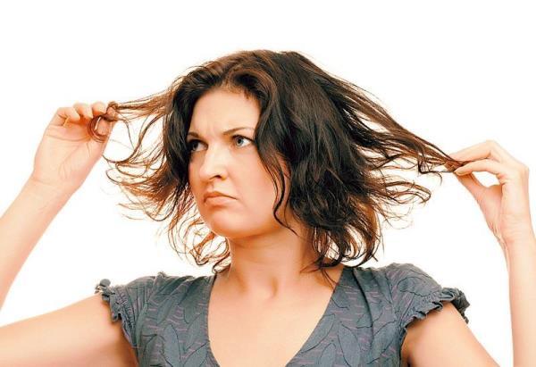 Причины быстрого загрязнения волос